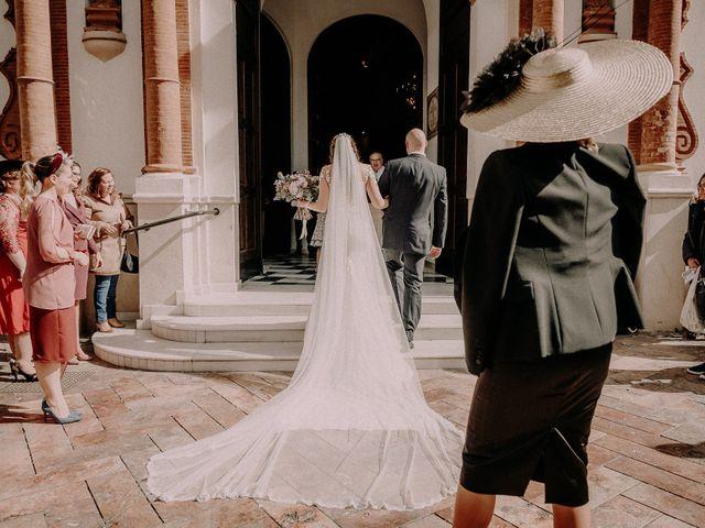 La boda de Carlos y Cinta en Huelva, Huelva 47