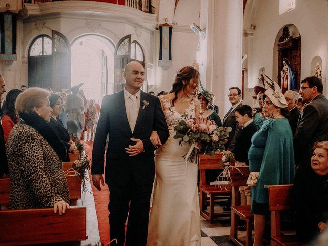 La boda de Carlos y Cinta en Huelva, Huelva 48