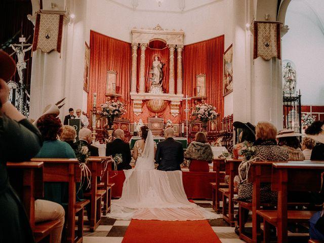 La boda de Carlos y Cinta en Huelva, Huelva 52