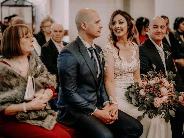 La boda de Carlos y Cinta en Huelva, Huelva 53