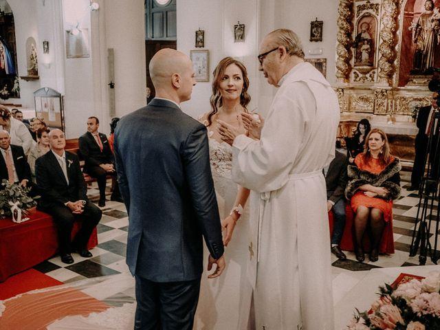 La boda de Carlos y Cinta en Huelva, Huelva 54