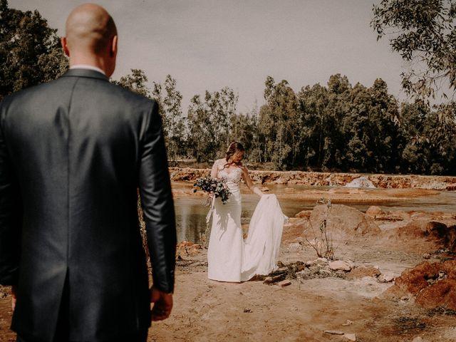 La boda de Carlos y Cinta en Huelva, Huelva 61
