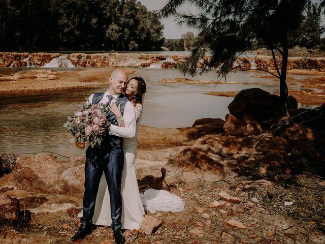 La boda de Carlos y Cinta en Huelva, Huelva 69