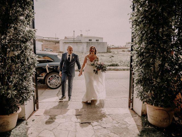 La boda de Carlos y Cinta en Huelva, Huelva 73