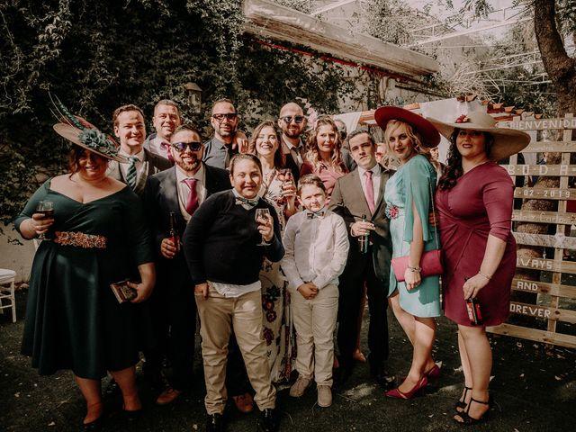 La boda de Carlos y Cinta en Huelva, Huelva 74