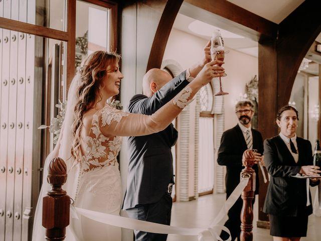 La boda de Carlos y Cinta en Huelva, Huelva 86