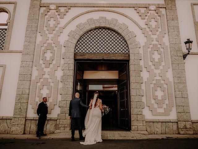La boda de Carlos y Cinta en Huelva, Huelva 117