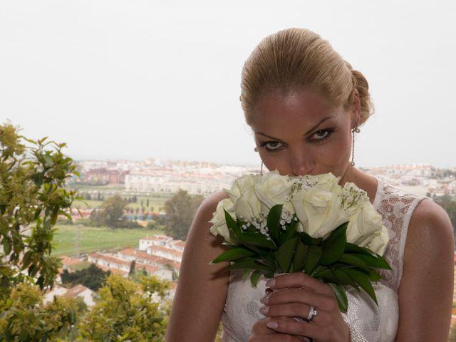 La boda de Goran y Valentina en San Pedro de Alcántara, Málaga 1
