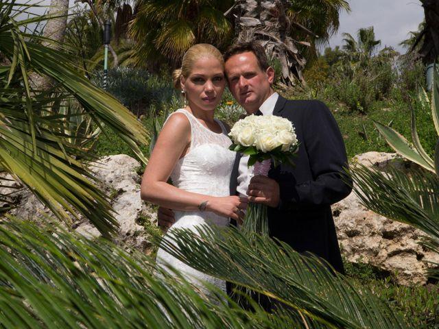 La boda de Goran y Valentina en San Pedro de Alcántara, Málaga 15