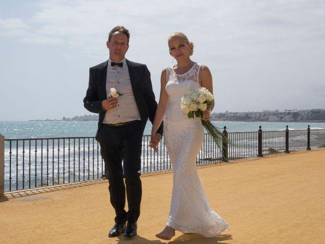 La boda de Goran y Valentina en San Pedro de Alcántara, Málaga 25