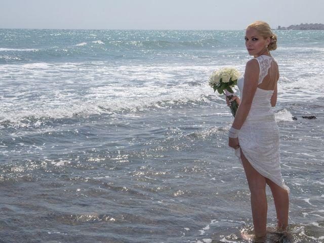 La boda de Goran y Valentina en San Pedro de Alcántara, Málaga 27