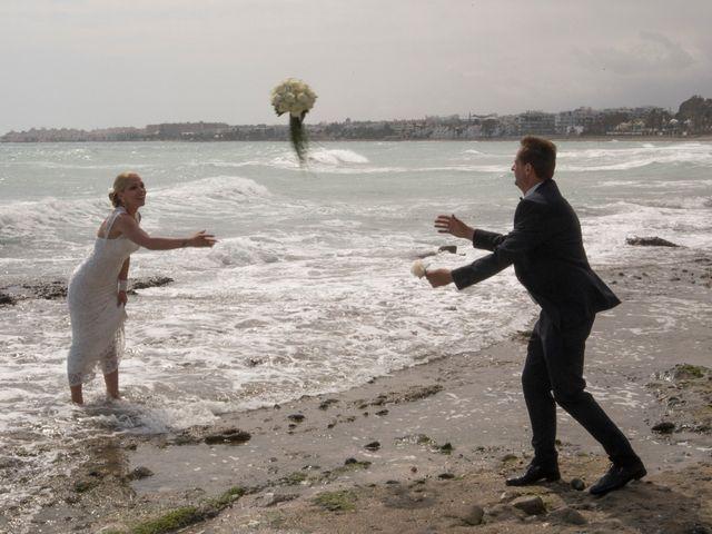 La boda de Goran y Valentina en San Pedro de Alcántara, Málaga 30
