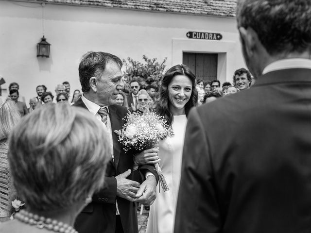 La boda de Tomás y Laura en Gerena, Sevilla 3