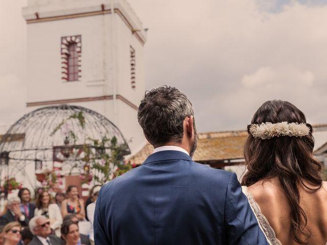 La boda de Tomás y Laura en Gerena, Sevilla 5