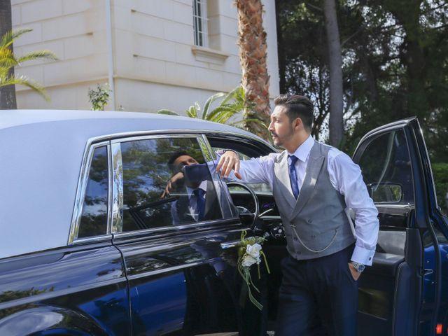 La boda de Nizar y Jessy en Málaga, Málaga 7
