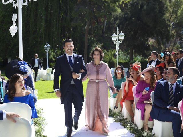 La boda de Nizar y Jessy en Málaga, Málaga 10