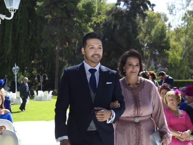 La boda de Nizar y Jessy en Málaga, Málaga 11