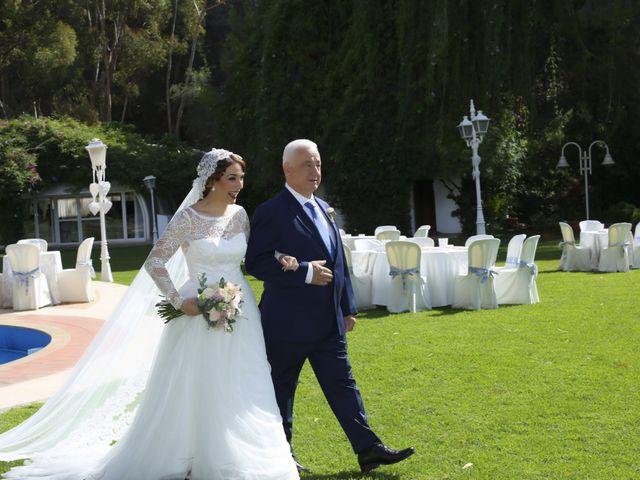 La boda de Nizar y Jessy en Málaga, Málaga 16