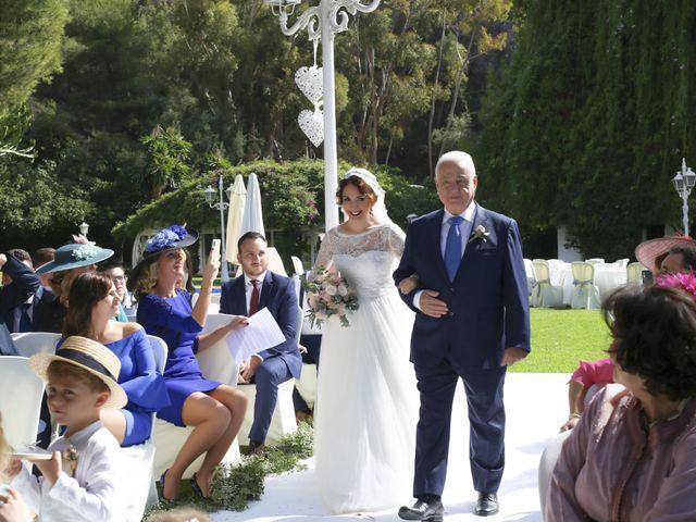 La boda de Nizar y Jessy en Málaga, Málaga 17