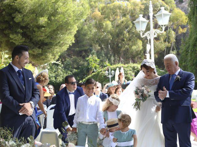 La boda de Nizar y Jessy en Málaga, Málaga 18