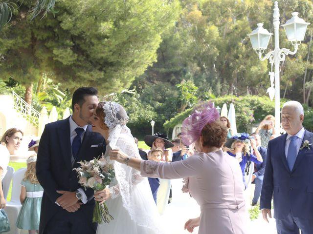La boda de Nizar y Jessy en Málaga, Málaga 19