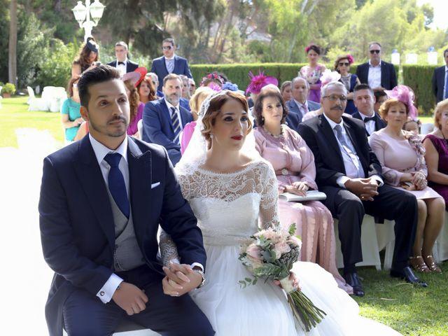 La boda de Nizar y Jessy en Málaga, Málaga 20