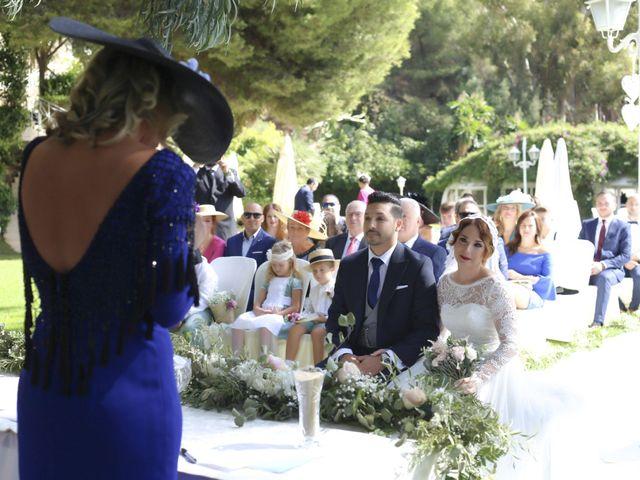 La boda de Nizar y Jessy en Málaga, Málaga 21