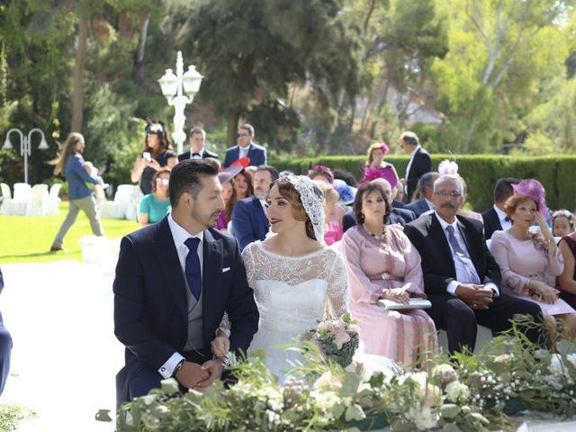 La boda de Nizar y Jessy en Málaga, Málaga 22