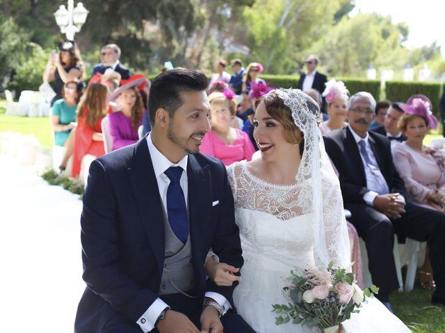 La boda de Nizar y Jessy en Málaga, Málaga 23