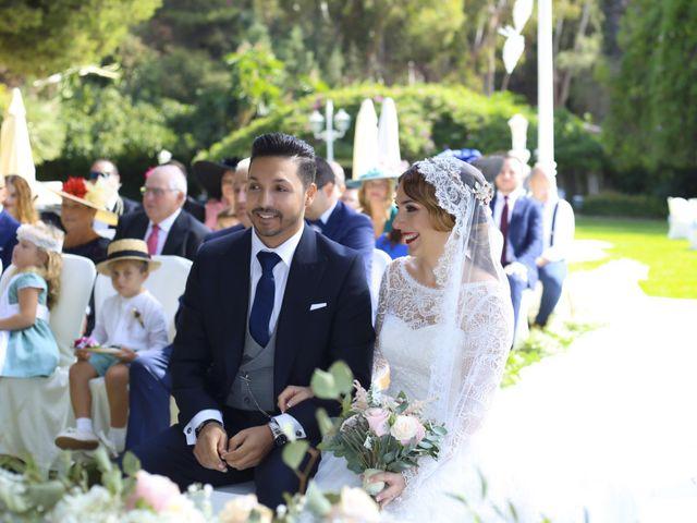 La boda de Nizar y Jessy en Málaga, Málaga 24