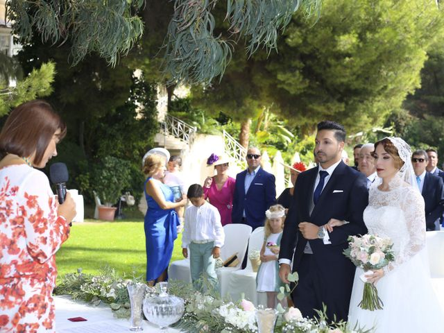 La boda de Nizar y Jessy en Málaga, Málaga 25
