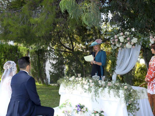 La boda de Nizar y Jessy en Málaga, Málaga 26