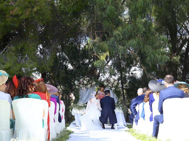 La boda de Nizar y Jessy en Málaga, Málaga 27