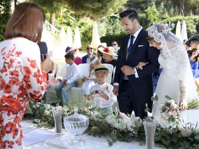 La boda de Nizar y Jessy en Málaga, Málaga 28