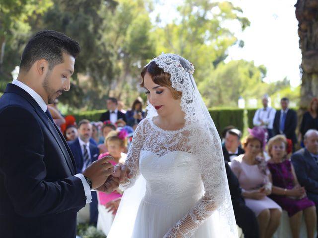 La boda de Nizar y Jessy en Málaga, Málaga 29