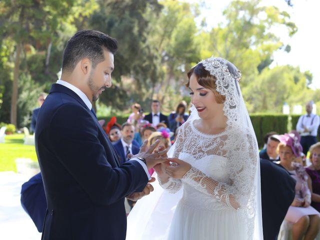 La boda de Nizar y Jessy en Málaga, Málaga 30