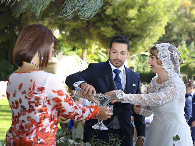 La boda de Nizar y Jessy en Málaga, Málaga 31