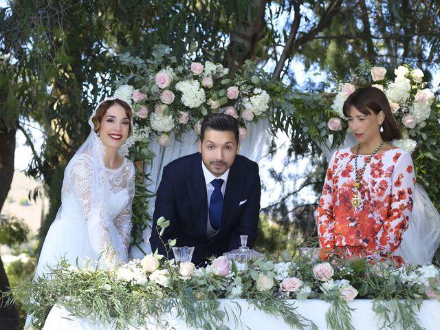 La boda de Nizar y Jessy en Málaga, Málaga 33