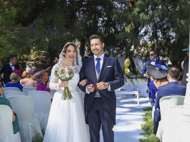 La boda de Nizar y Jessy en Málaga, Málaga 34