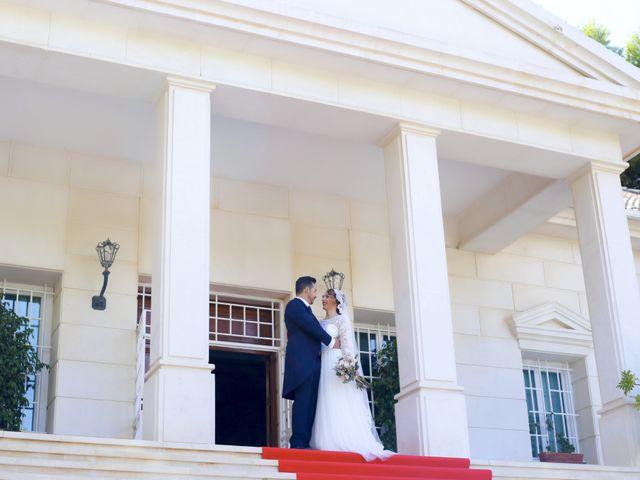 La boda de Nizar y Jessy en Málaga, Málaga 36