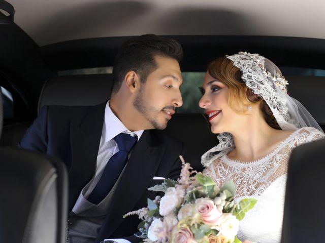 La boda de Nizar y Jessy en Málaga, Málaga 37
