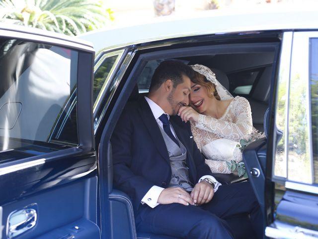 La boda de Nizar y Jessy en Málaga, Málaga 38