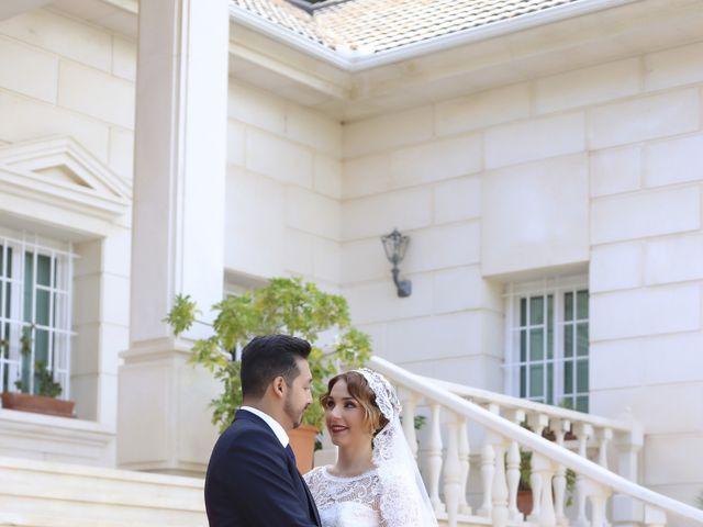 La boda de Nizar y Jessy en Málaga, Málaga 39