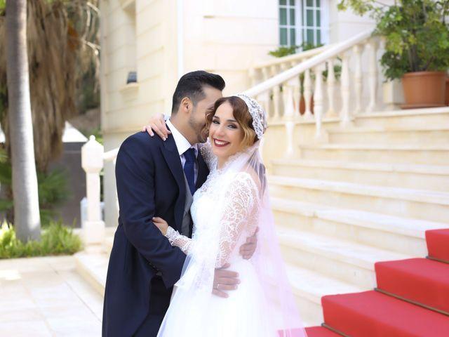 La boda de Nizar y Jessy en Málaga, Málaga 40
