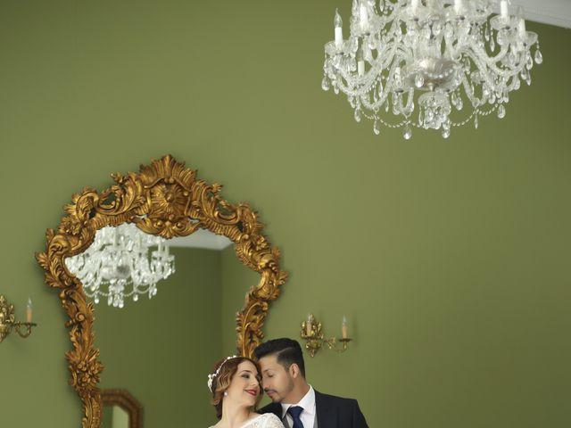 La boda de Nizar y Jessy en Málaga, Málaga 43