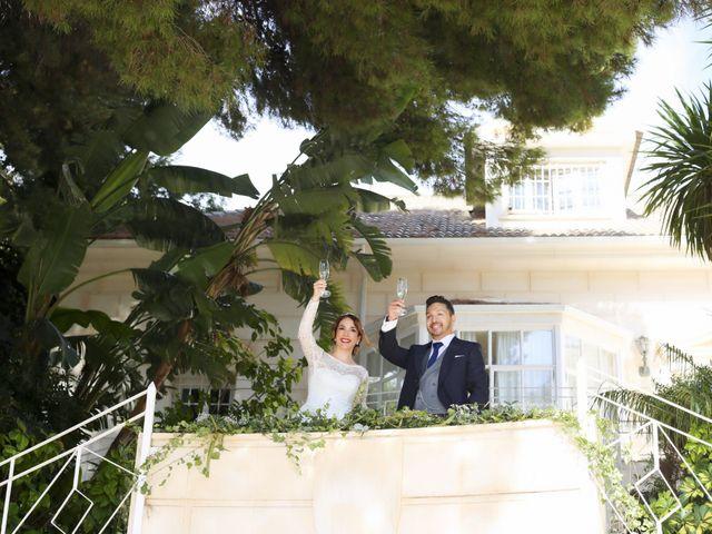 La boda de Nizar y Jessy en Málaga, Málaga 45