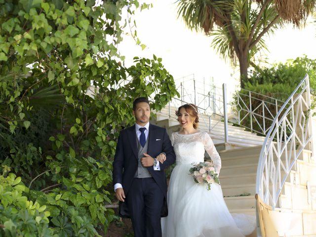 La boda de Nizar y Jessy en Málaga, Málaga 46