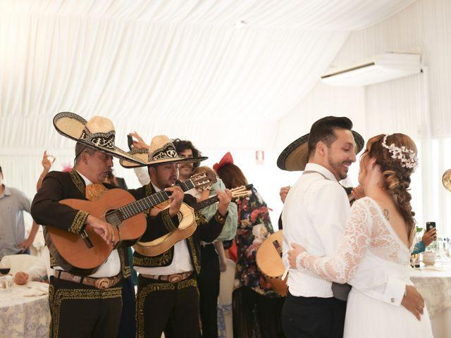 La boda de Nizar y Jessy en Málaga, Málaga 57