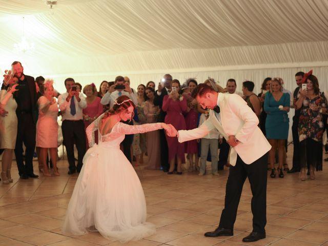 La boda de Nizar y Jessy en Málaga, Málaga 63