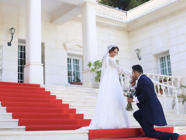 La boda de Nizar y Jessy en Málaga, Málaga 41